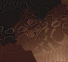 OSCURIDAD ESTRUCTURADA by Javier Albar