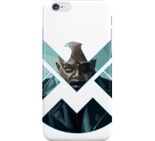Nick Fury iPhone Case/Skin