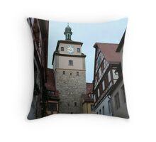Rothenberg o Trauber Throw Pillow