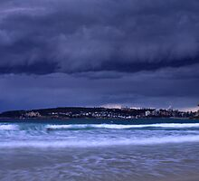 Freshwater Storm, Sydney by Matt  Lauder