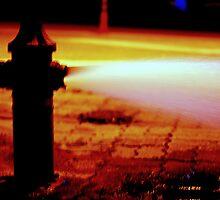 Hydrant by Andrew Pollard