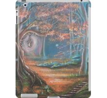 Who Lit The Candle? iPad Case/Skin