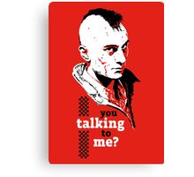Travis Bickle - Taxi Driver Canvas Print