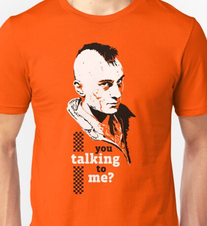 Travis Bickle - Taxi Driver Unisex T-Shirt