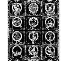 ZombStrology Duvet  Photographic Print