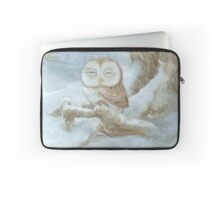 Sleepy Owl Housse de laptop