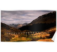 Glenfinnan Viaduct * Poster