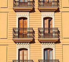 Valencian Windows by Julian Elliott