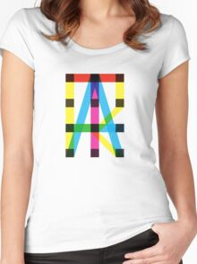 Structure Women's Fitted Scoop T-Shirt