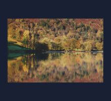 Grasmere Reflections, Lake District One Piece - Short Sleeve