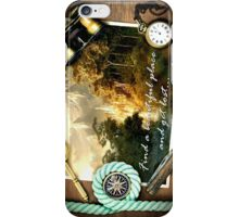 Find a beautiful place and get lost...Rivendell iPhone Case/Skin