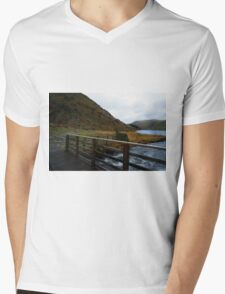Haweswater Mens V-Neck T-Shirt