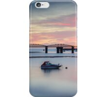 Barmouth Bridge at Sunset  iPhone Case/Skin