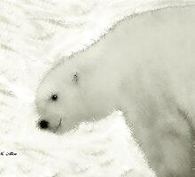 MA~MA BEAR .... DREAM SPIRIT by Madeline M  Allen