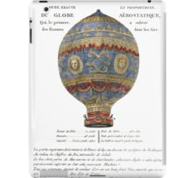 hot-air balloon iPad Case/Skin