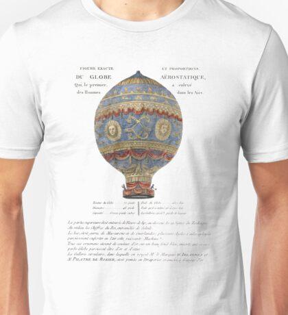 hot-air balloon Unisex T-Shirt