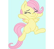 Fluttershy Filly Photographic Print