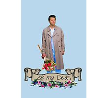 Be My Dean Photographic Print