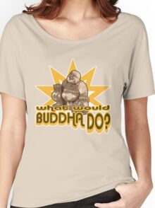 Buddha t-shirt Women's Relaxed Fit T-Shirt
