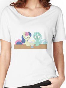 Lyra and Bon Bon Women's Relaxed Fit T-Shirt