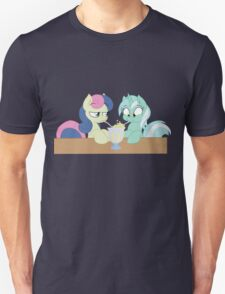 Lyra and Bon Bon Unisex T-Shirt