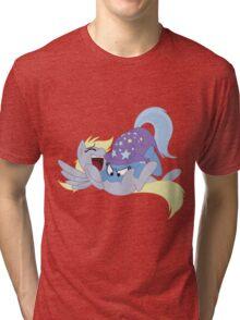 Tickling Trixie Tri-blend T-Shirt