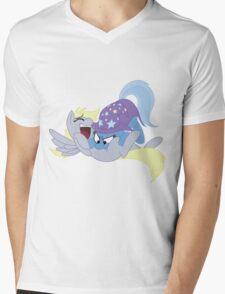 Tickling Trixie Mens V-Neck T-Shirt
