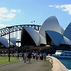 Sydney by Mathew Russell