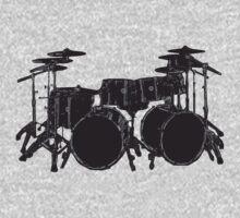 Drum Kit Kids Clothes