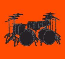 Drum Kit Kids Tee