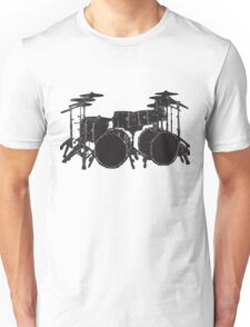 Drum Kit Unisex T-Shirt