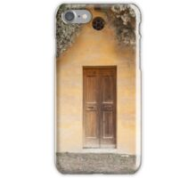 Tuscan Chapel iPhone Case/Skin