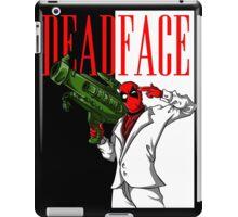Deadface iPad Case/Skin