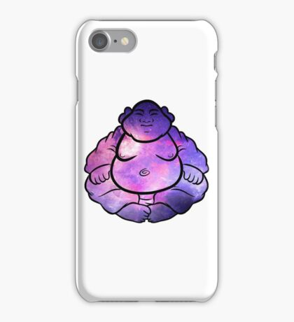 Buddha Galaxy Trippy iPhone Case/Skin