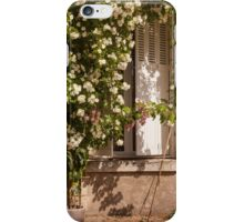 Rose Francaise iPhone Case/Skin