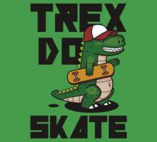 TREX DO SKATE T-Shirt