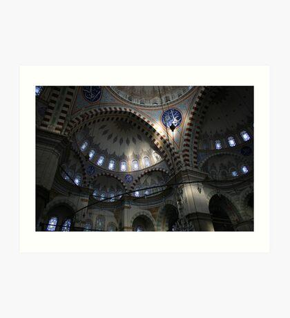 Sultanahmet Art Print
