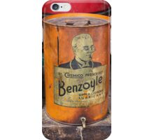 Benzoyle  iPhone Case/Skin