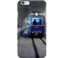 Vinnitsa tramway 02 iPhone Case/Skin