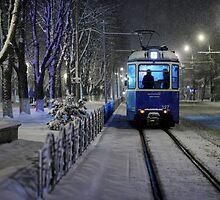 Vinnitsa tramway 02 by fine