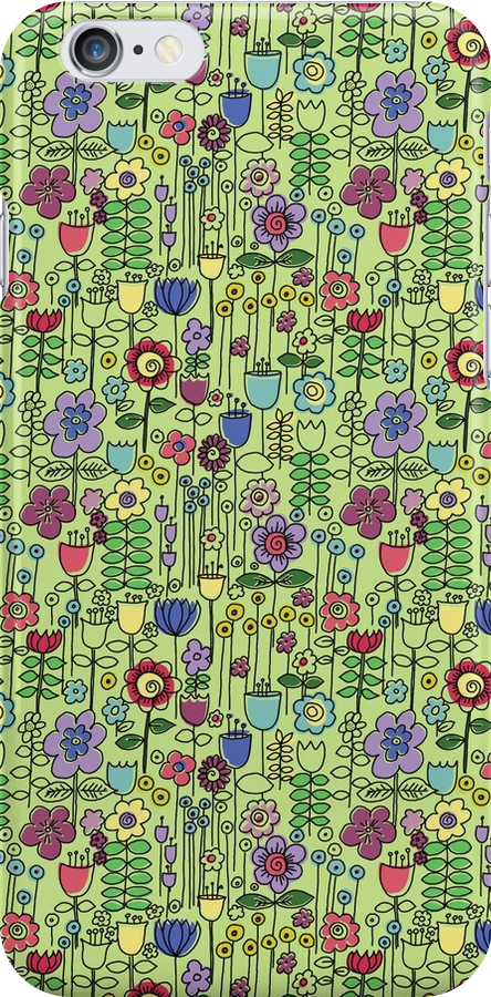 Ditsy Doodle by Wendy Howarth