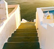 Stairs to paradise by Nelson  Sosa