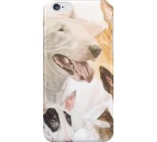 Bull Terrier /Ghost iPhone Case/Skin