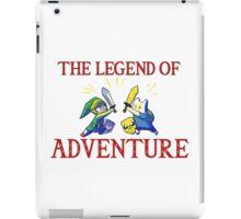 The Legend of Adventure  iPad Case/Skin
