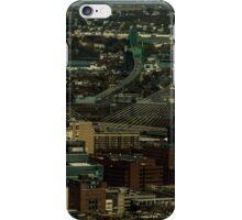 the zakim and tobin bridge iPhone Case/Skin