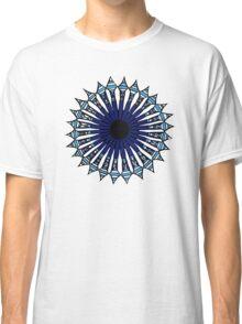 Papercut flower1 Classic T-Shirt