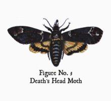 Death's Head Moth Kids Clothes