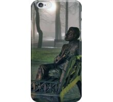 monument to the architect Artynov iPhone Case/Skin