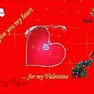 Happy Valentine's Day by Redrose10