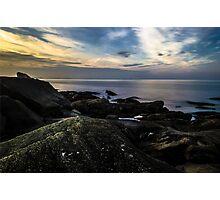 halibut point park Photographic Print